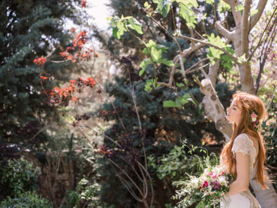 INSPIRING BRIDAL PHOTOSHOOT